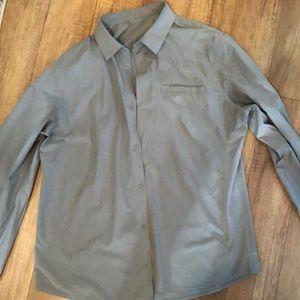 Lululemon Dress Shirt Size XL